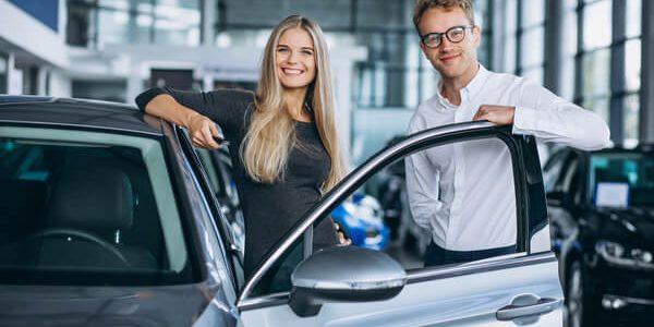 Köpa en helt ny bil