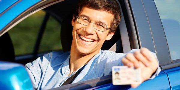 Att ha körkort är en merit