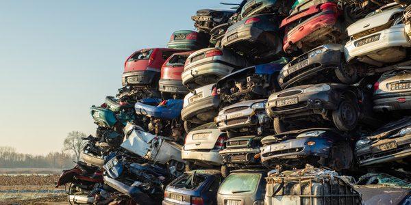 När du måste till en bilskrot i Vänersborg